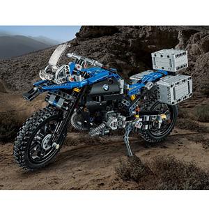 LEGO乐高 科技系列42063宝马摩托车