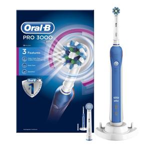 Oral-B欧乐-B PRO 3000 电动牙刷