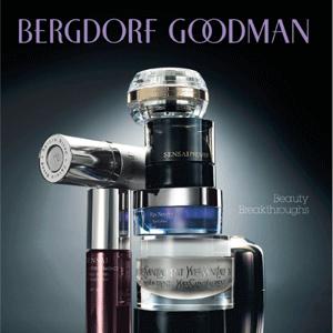 2017年Bergdorf Goodman春季美妆盛典预热先导