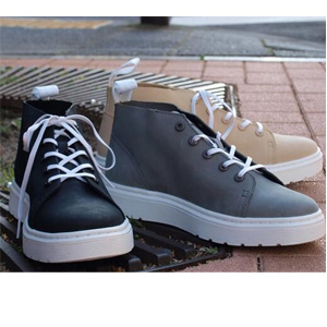 限尺码!Dr. Martens 男士5孔磨砂真皮短靴 2色