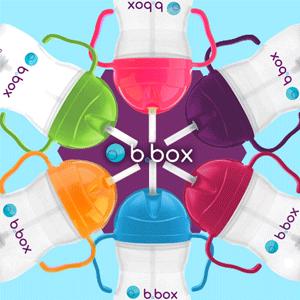 多色补货!CW澳洲官网全线B.box 婴幼儿重力球吸管杯促销