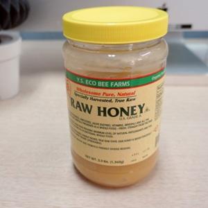Y.S. Raw Honey纯天然有机原生蜂蜜 1360g