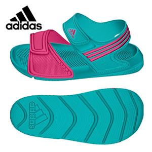 Adidas阿迪达斯大童款凉鞋
