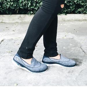 限38.5码!Skechers斯凯奇 Go Flex 系列 女款健步鞋