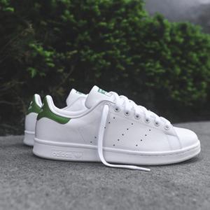 adidas经典绿尾Stan Smith运动鞋