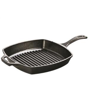 Lodge洛极 L8SGP3 10.5英寸平底铸铁煎锅