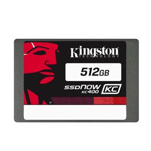 Kingston金士顿 SSDNow KC400 512G 固态硬盘
