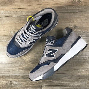 17早春新款New Balance ML597NEB 深灰蓝男款