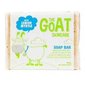 The Goat Skincare 纯手工山羊奶皂 柠檬味 100g