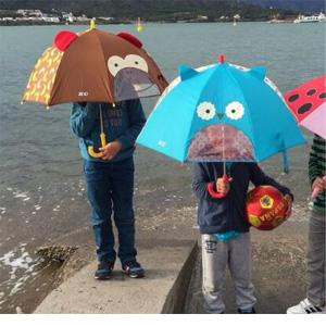 Skip Hop 动物园系列 儿童卡通雨伞 两款可选
