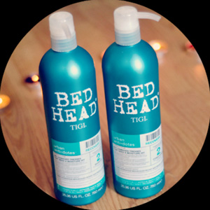 TIGI Bed Head蒂芝 多款洗发水护发素两件套装750ml*2