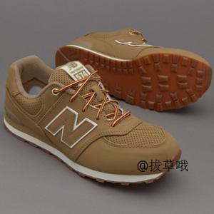 成人可穿!New Balance新百伦KL574大童款复古鞋