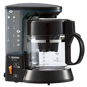 ZOJIRUSH象印咖啡机4杯量 EC-TC40-TA