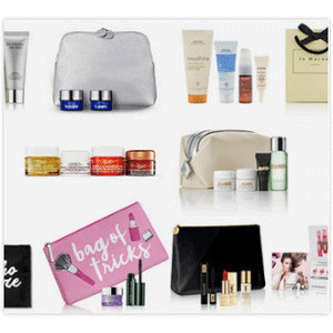 Nordstrom春季美妆盛典开启多品牌参加多重礼包