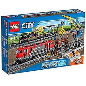 LEGO乐高 城市系列 60098 重型货运列车