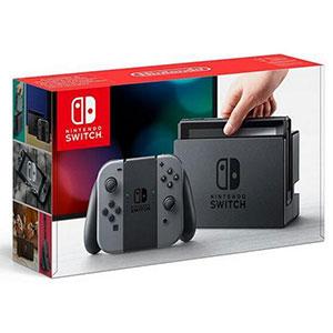 补货!新款Nintendo 任天堂 SWITCH 游戏机 黑色款