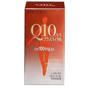 资生堂天然辅酶Q10亮泽美肌胶囊 90粒