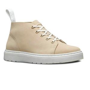 限UK8码!Dr. Martens 男士5孔真皮短靴