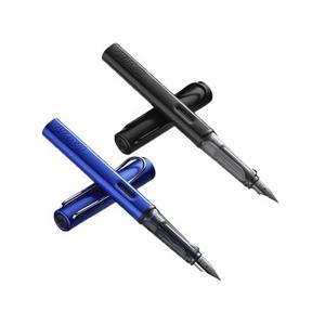 LAMY凌美 Al-star恒星系列钢笔 F尖*2支