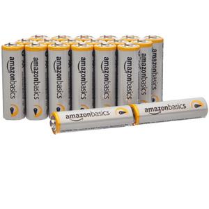 亚马逊倍思 碱性电池5号*20节装