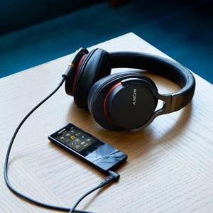 Sony索尼MDR-1A头戴式高解析度立体声耳机