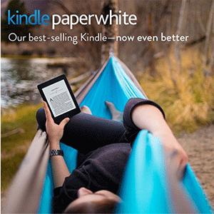 美亚Kindle Paperwhite3 电子书阅读器Prime会员折后$89.99