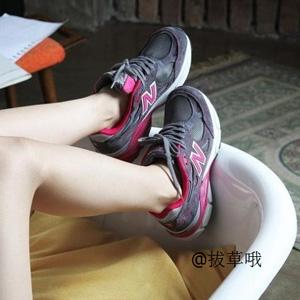 新低价!New Balance新百伦W990V3女款慢跑鞋