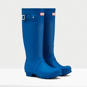 英国皇家御用,Hunter 经典高筒雨靴