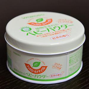 Wakodo和光堂 爽身粉 红茶香味120g