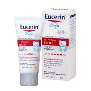 Eucerin 婴儿缓解湿疹治疗软膏 57g