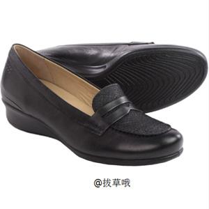 ECCO爱步 波珑女士坡跟休闲鞋