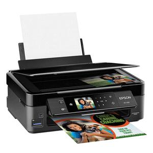 Epson爱普生C11CE59201无线一体多功能彩色打印机