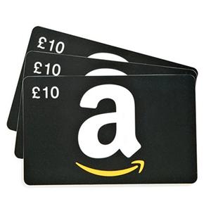 试试手气!英国亚马逊买£40礼品卡送£6