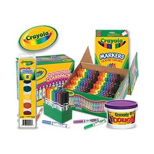 Crayola绘儿乐 绘画工具专场