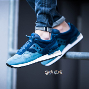 Saucony索康尼Originals Shadow O女士复古鞋