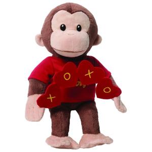 Gund 毛绒玩具猴 26cm