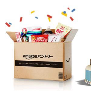 再来!日亚Pantry橙盒计划 自选6件立减300日元专场