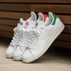 又补货!Adidas Stan Smith大童款板鞋