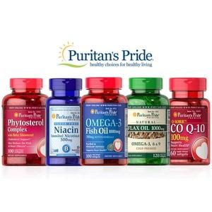 Puritan's Pride普丽普莱有精选保健品买1送2/买2送4促销