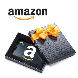 美国亚马逊11月买$50礼品卡送$10代金券