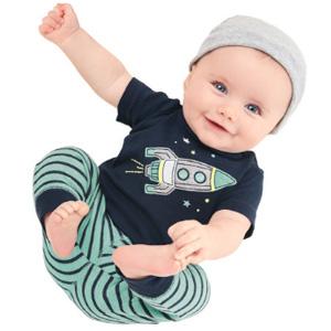 Carter's卡特童装美国官网年度促销全场低至3折+额外最高75折