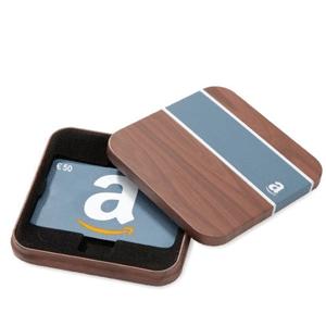 德国亚马逊部分用户礼品卡买100欧赠5欧