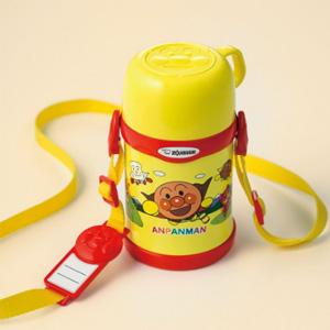 ZOJIRUSHI象印 面包超人儿童保温杯 SC-LG45A黄胖子