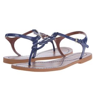 Cole Haan可汗Iris女款休闲凉鞋 蓝色