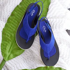 Clarks其乐Caval Kora 女士凉鞋