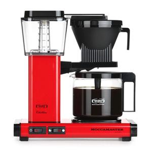 Moccamaster 杯测级滤泡式咖啡机