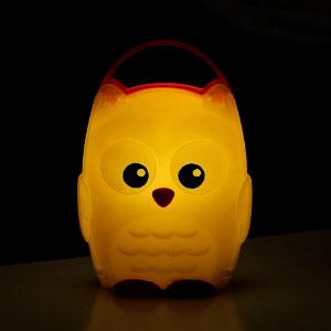 Munchkin 儿童猫头鹰小夜灯