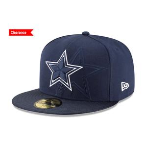 Lids 精选 NFL 帽子促销$10起
