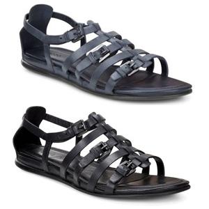 ECCO爱步 触感 女士真皮凉鞋 2色