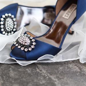 Badgley Mischka巴吉利·米诗卡 女士细跟凉鞋